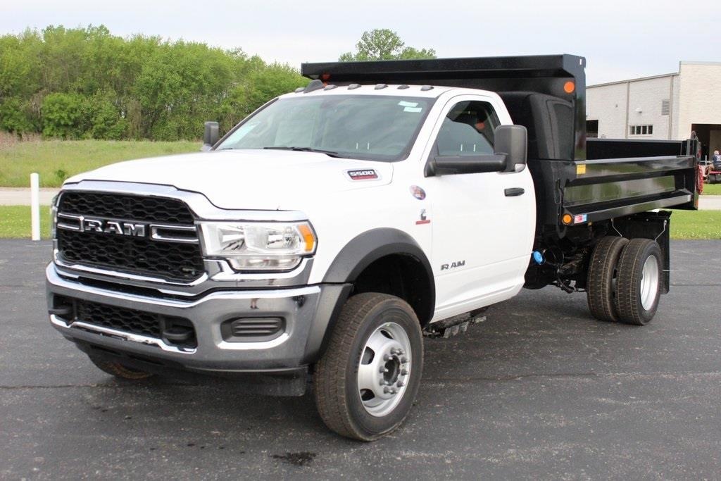 2020 Ram 5500 Regular Cab DRW 4x4, Monroe MTE-Zee Dump Body #M20787 - photo 9