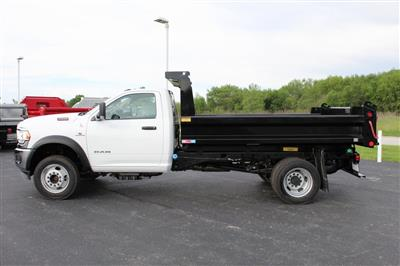2020 Ram 5500 Regular Cab DRW 4x4, Monroe MTE-Zee Dump Body #M20787 - photo 3