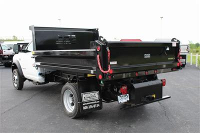 2020 Ram 5500 Regular Cab DRW 4x4, Monroe MTE-Zee Dump Body #M20787 - photo 2