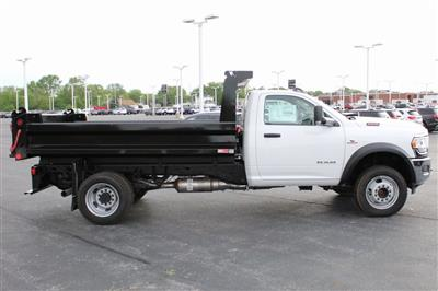 2020 Ram 5500 Regular Cab DRW 4x4, Monroe MTE-Zee Dump Body #M20787 - photo 6