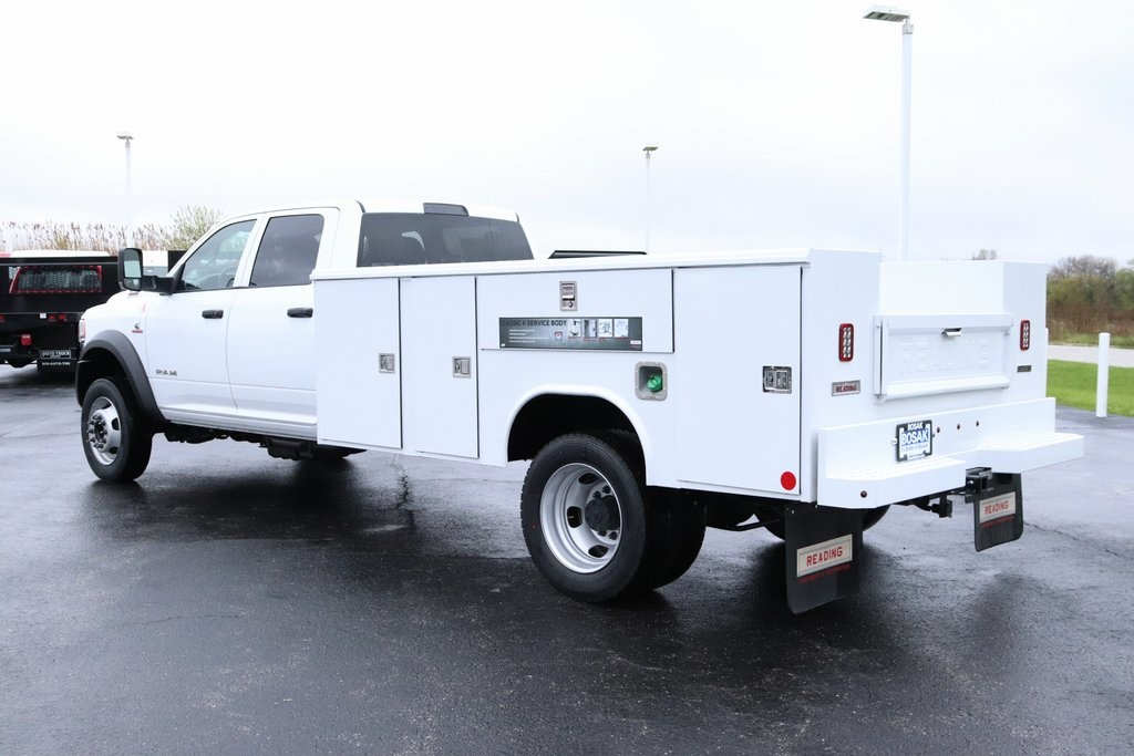 2020 Ram 5500 Crew Cab DRW 4x4, Reading Service Body #M20792 - photo 1