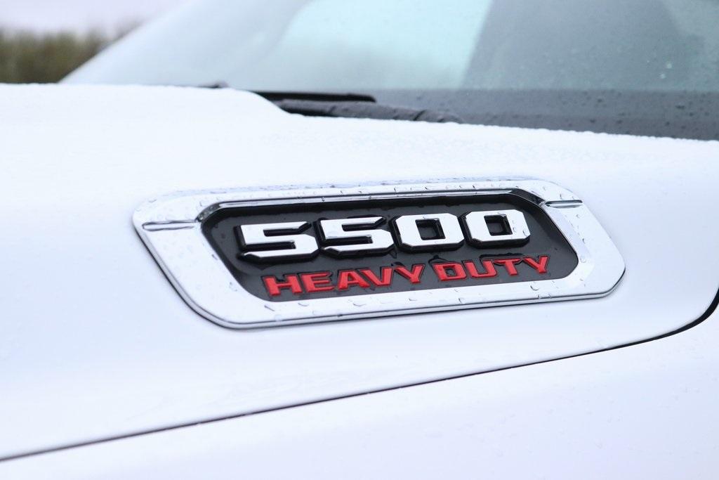 2020 Ram 5500 Crew Cab DRW 4x4, Reading SL Service Body #M20792 - photo 41