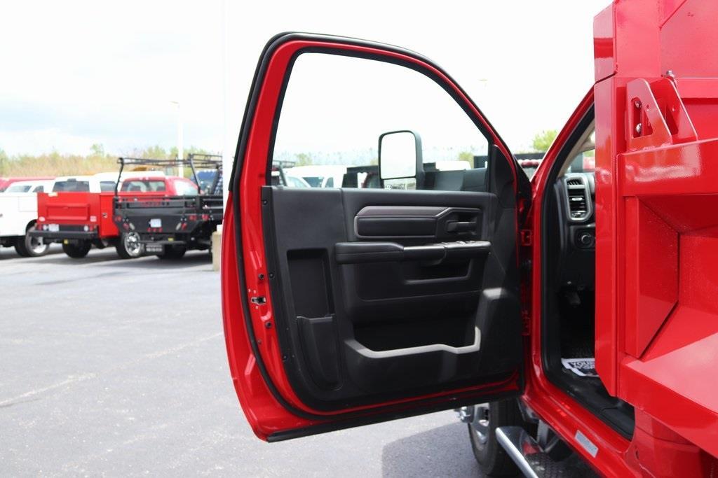 2020 Ram 3500 Regular Cab DRW 4x4, Knapheide Rigid Side Dump Body #M20793 - photo 25