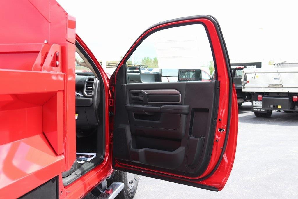 2020 Ram 3500 Regular Cab DRW 4x4, Knapheide Rigid Side Dump Body #M20793 - photo 28
