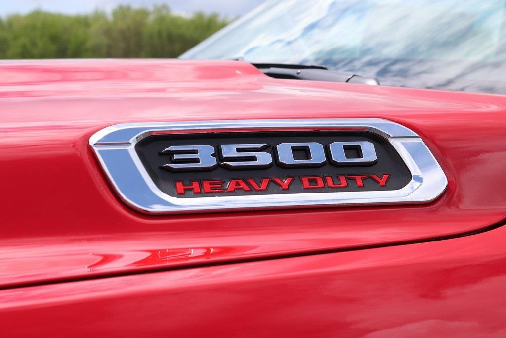 2020 Ram 3500 Regular Cab DRW 4x4, Knapheide Rigid Side Dump Body #M20793 - photo 30