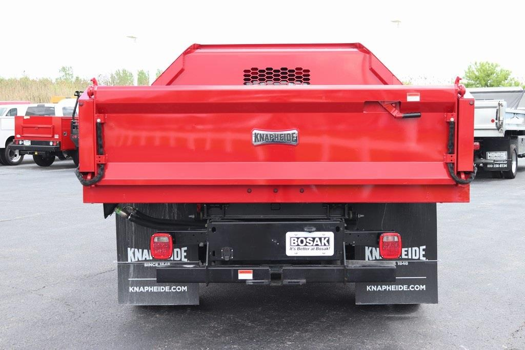 2020 Ram 3500 Regular Cab DRW 4x4, Knapheide Rigid Side Dump Body #M20793 - photo 4