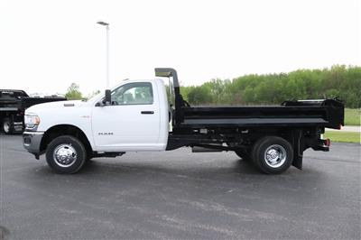 2020 Ram 3500 Regular Cab DRW 4x2, Knapheide Drop Side Dump Body #M20794 - photo 3