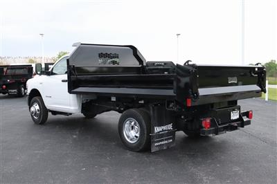 2020 Ram 3500 Regular Cab DRW 4x2, Knapheide Drop Side Dump Body #M20794 - photo 2