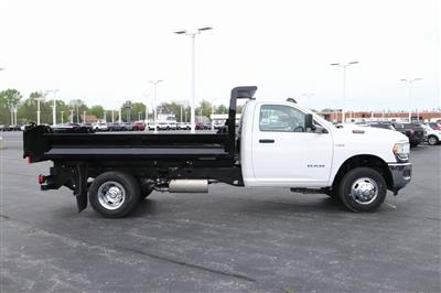 2020 Ram 3500 Regular Cab DRW 4x2, Knapheide Drop Side Dump Body #M20794 - photo 6