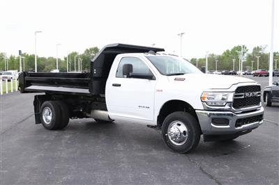 2020 Ram 3500 Regular Cab DRW 4x2, Knapheide Drop Side Dump Body #M20794 - photo 7