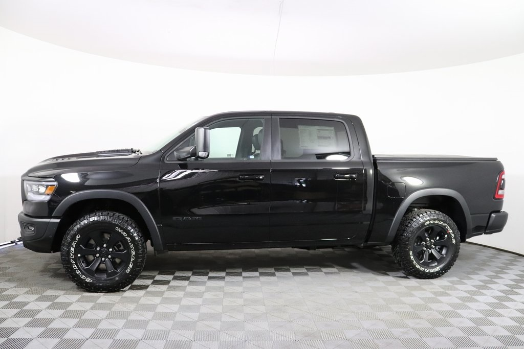 2020 Ram 1500 Crew Cab 4x4, Pickup #M20796 - photo 4