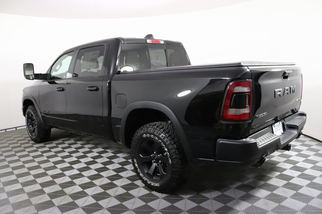 2020 Ram 1500 Crew Cab 4x4, Pickup #M20796 - photo 2