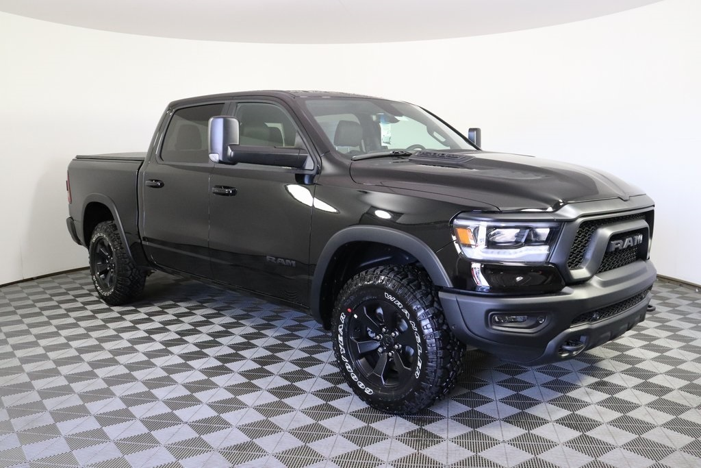 2020 Ram 1500 Crew Cab 4x4, Pickup #M20796 - photo 7