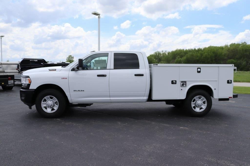 2020 Ram 2500 Crew Cab 4x2, Knapheide Steel Service Body #M20801 - photo 3