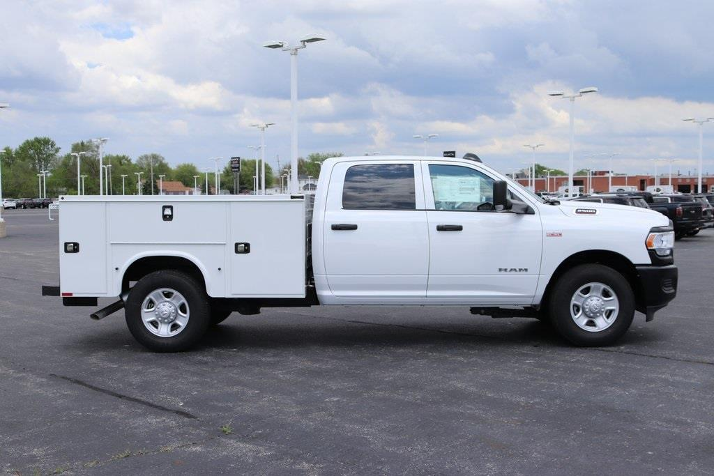 2020 Ram 2500 Crew Cab 4x2, Knapheide Steel Service Body #M20801 - photo 6