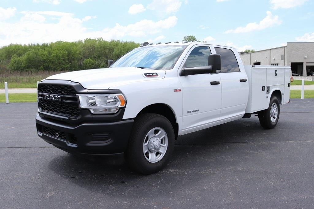 2020 Ram 2500 Crew Cab 4x2, Knapheide Steel Service Body #M20801 - photo 9