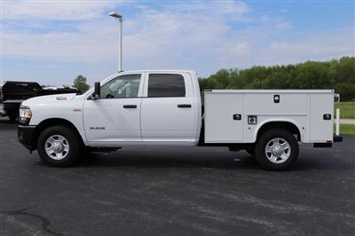 2020 Ram 2500 Crew Cab 4x2, Knapheide Steel Service Body #M20803 - photo 3
