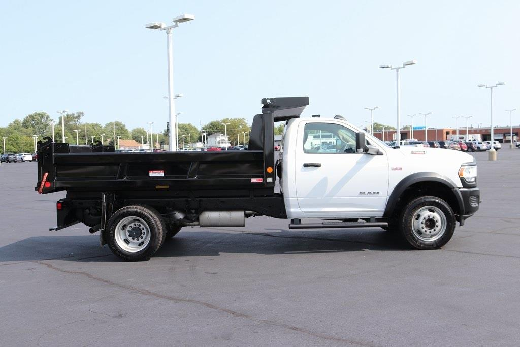 2020 Ram 4500 Regular Cab DRW 4x4, Dump Body #M20962 - photo 10