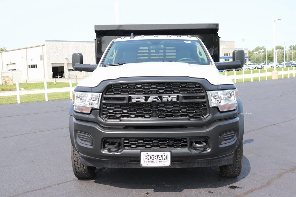 2020 Ram 4500 Regular Cab DRW 4x4, Dump Body #M20962 - photo 12