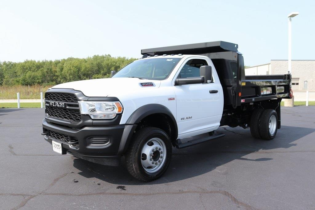 2020 Ram 4500 Regular Cab DRW 4x4, Dump Body #M20962 - photo 13