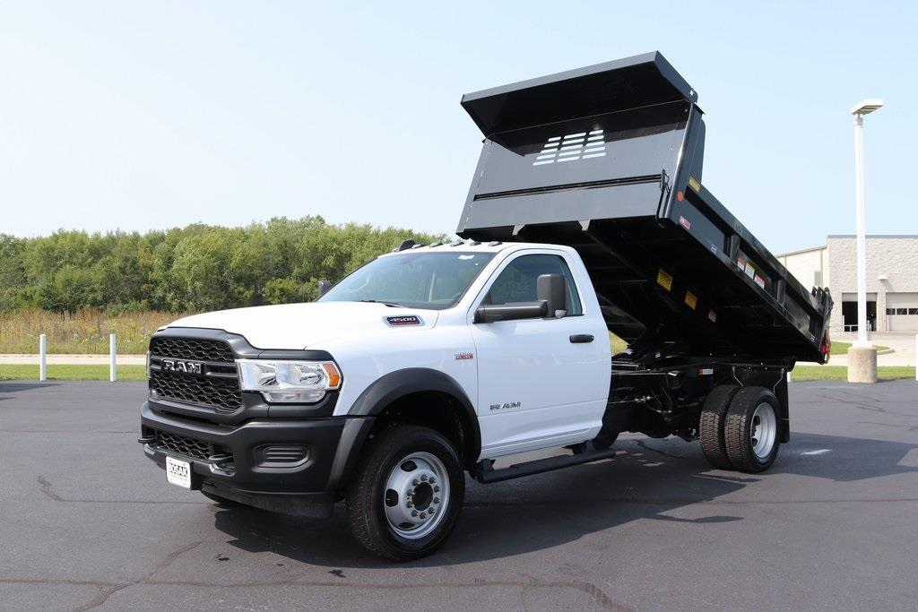 2020 Ram 4500 Regular Cab DRW 4x4, Cab Chassis #M20962 - photo 2