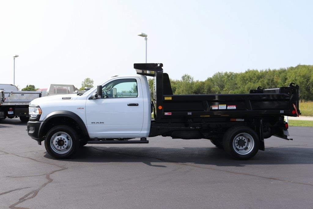 2020 Ram 4500 Regular Cab DRW 4x4, Dump Body #M20962 - photo 3