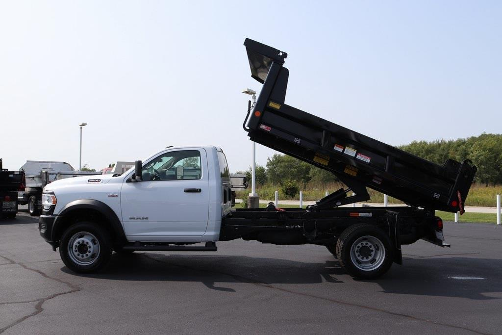 2020 Ram 4500 Regular Cab DRW 4x4, Dump Body #M20962 - photo 5