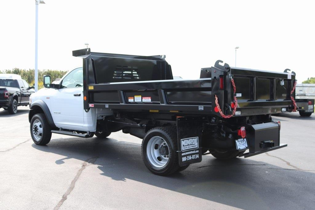 2020 Ram 4500 Regular Cab DRW 4x4, Reading Dump Body #M20962 - photo 1