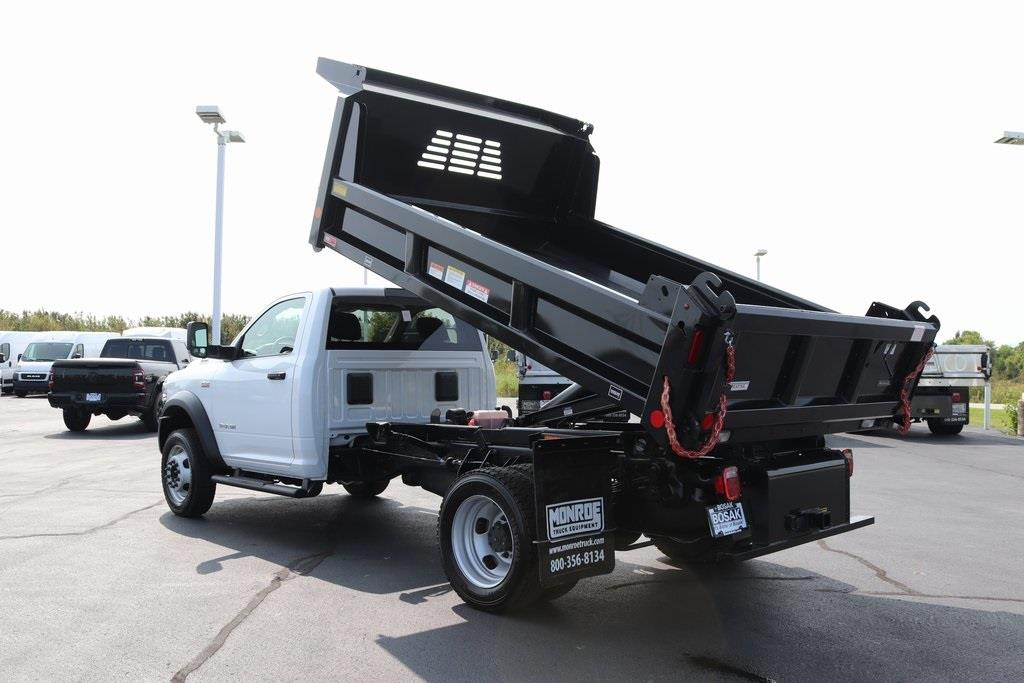 2020 Ram 4500 Regular Cab DRW 4x4, Dump Body #M20962 - photo 6