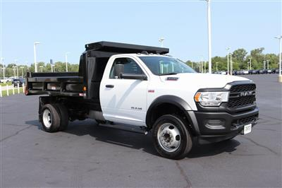 2020 Ram 4500 Regular Cab DRW 4x4, Dump Body #M20962 - photo 11