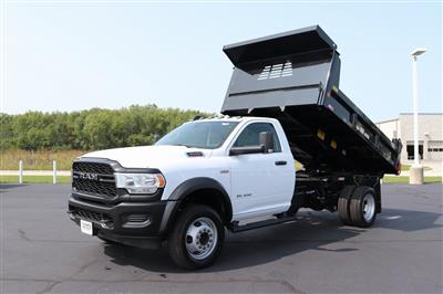 2020 Ram 4500 Regular Cab DRW 4x4, Dump Body #M20962 - photo 4