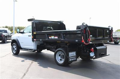 2020 Ram 4500 Regular Cab DRW 4x4, Dump Body #M20962 - photo 2