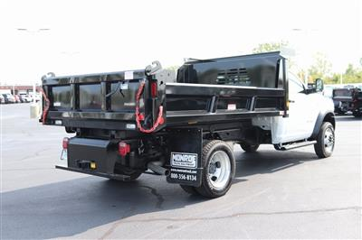 2020 Ram 4500 Regular Cab DRW 4x4, Dump Body #M20962 - photo 9