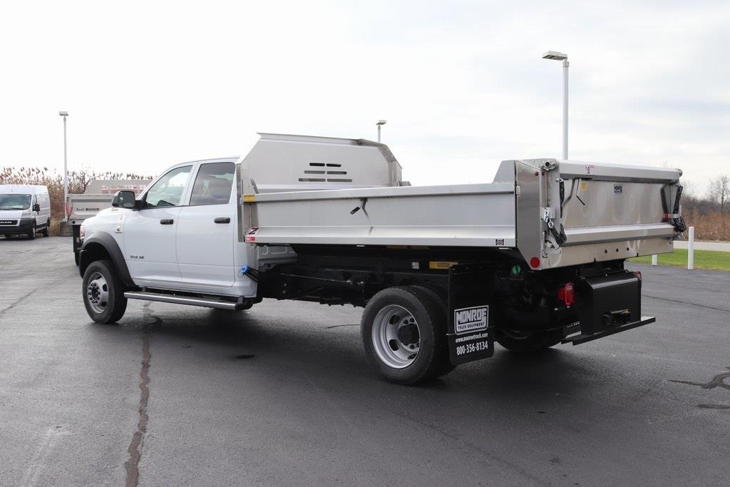 2020 Ram 5500 Crew Cab DRW 4x4, Monroe Dump Body #M20976 - photo 1