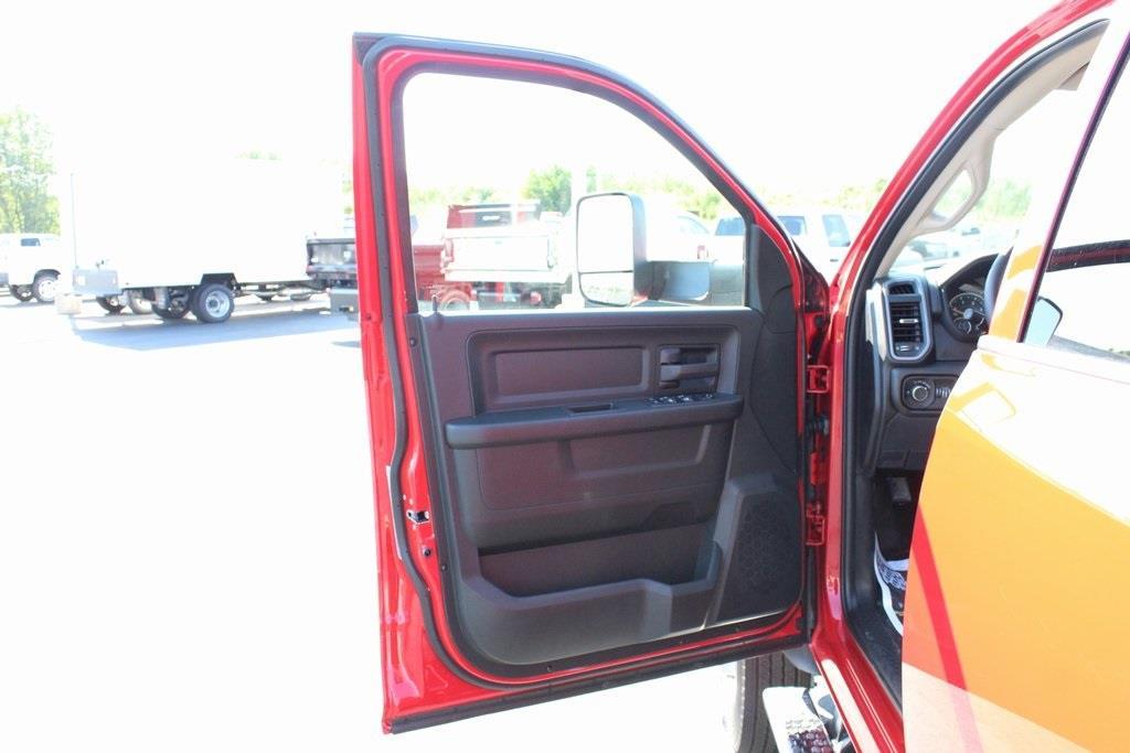 2020 Ram 5500 Crew Cab DRW 4x4, Tafco Dump Body #M20977 - photo 11