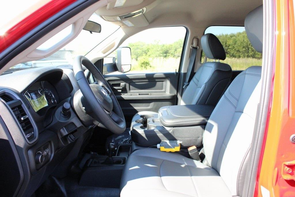 2020 Ram 5500 Crew Cab DRW 4x4, Tafco Dump Body #M20977 - photo 12