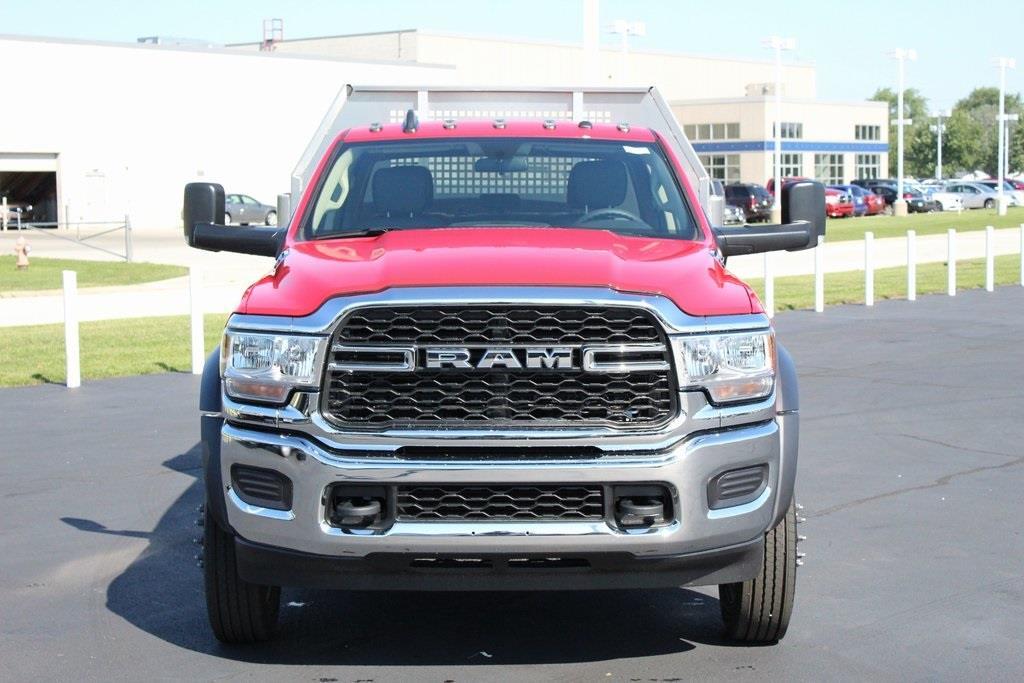 2020 Ram 5500 Crew Cab DRW 4x4, Tafco Dump Body #M20977 - photo 8