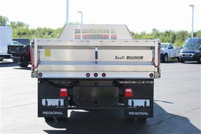 2020 Ram 5500 Crew Cab DRW 4x4, Tafco Dump Body #M20977 - photo 4