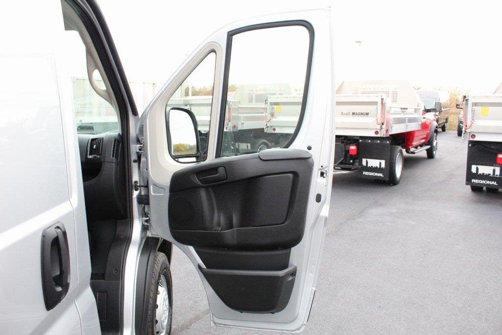 2021 Ram ProMaster 2500 High Roof FWD, Empty Cargo Van #M210132 - photo 25