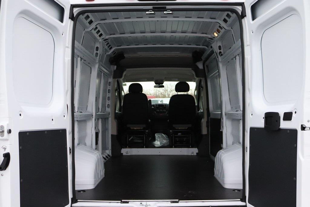 2021 Ram ProMaster 1500 High Roof FWD, Empty Cargo Van #M210153 - photo 1