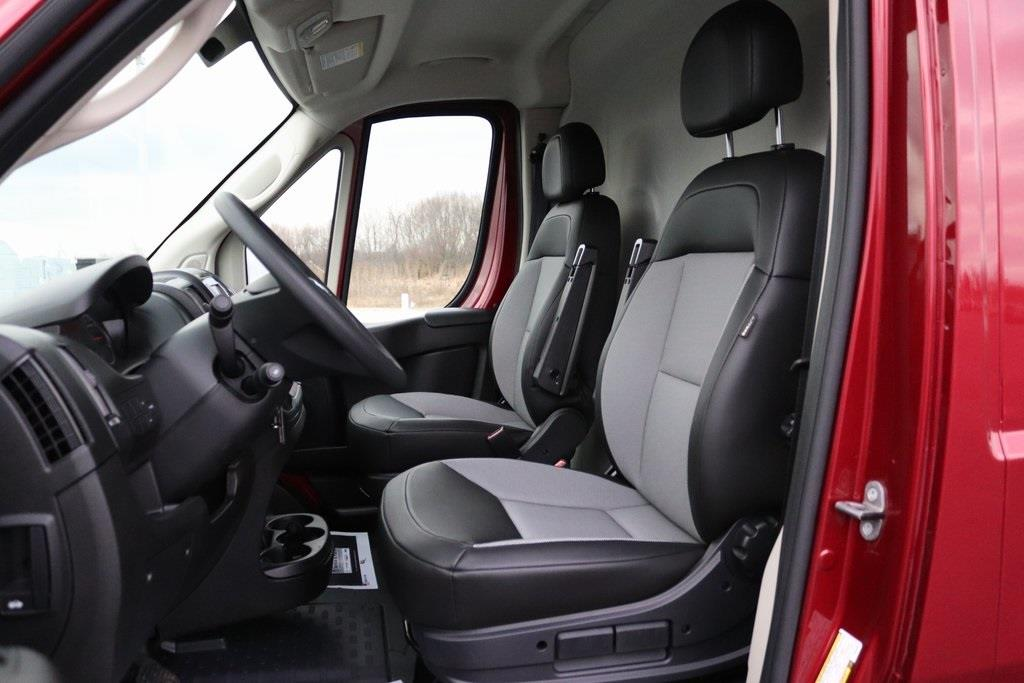 2021 Ram ProMaster 2500 High Roof FWD, Empty Cargo Van #M210163 - photo 12