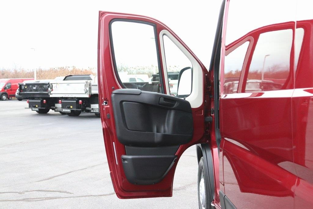 2021 Ram ProMaster 2500 High Roof FWD, Empty Cargo Van #M210163 - photo 25