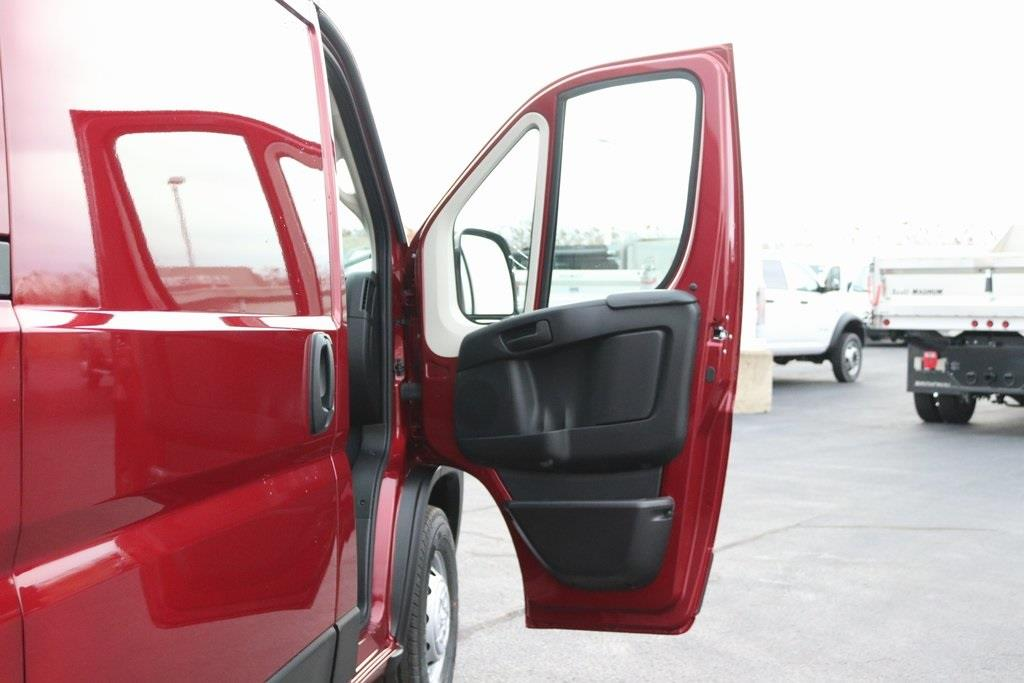 2021 Ram ProMaster 2500 High Roof FWD, Empty Cargo Van #M210163 - photo 31
