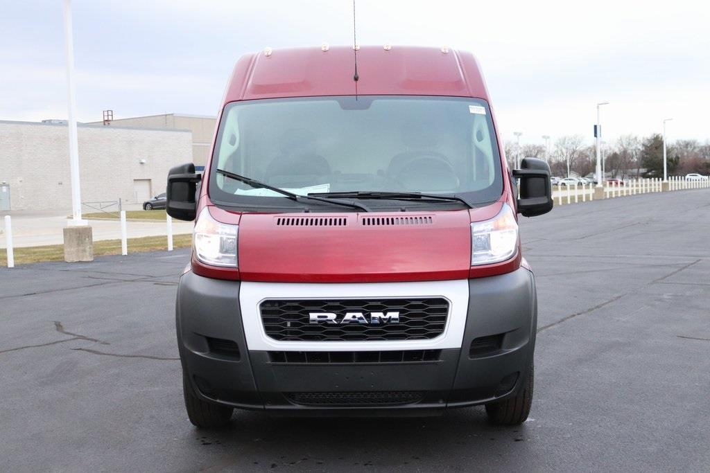2021 Ram ProMaster 2500 High Roof FWD, Empty Cargo Van #M210163 - photo 9