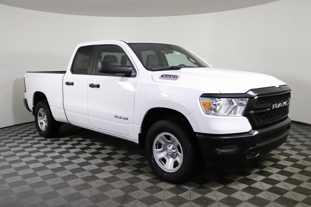 2021 Ram 1500 Quad Cab 4x2, Pickup #M210215 - photo 7