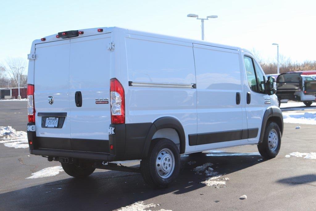 2021 Ram ProMaster 1500 Standard Roof FWD, Empty Cargo Van #M210219 - photo 6