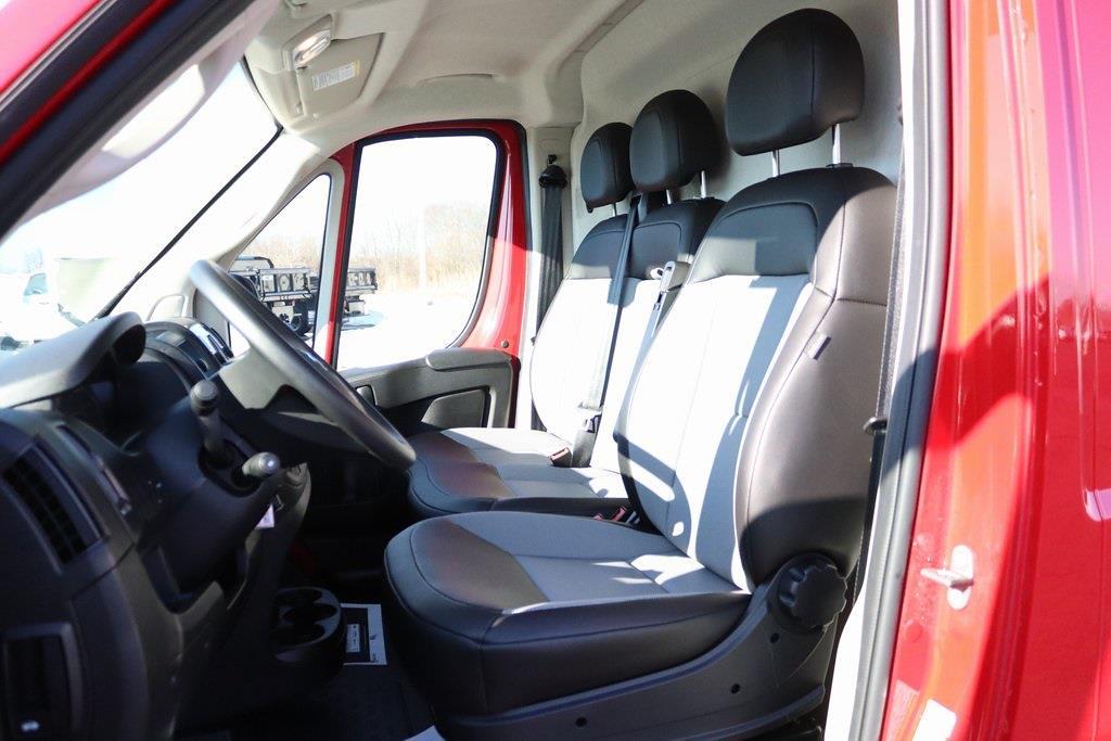 2021 Ram ProMaster 1500 High Roof FWD, Empty Cargo Van #M210358 - photo 12