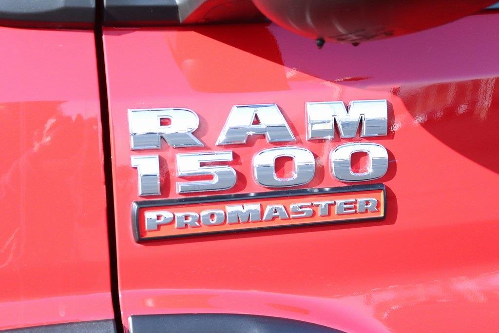 2021 Ram ProMaster 1500 High Roof FWD, Empty Cargo Van #M210358 - photo 27