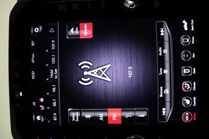 2021 Ram 1500 Crew Cab 4x4, Pickup #M210388 - photo 19