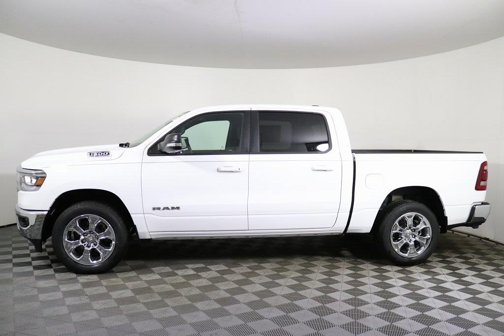 2021 Ram 1500 Crew Cab 4x4, Pickup #M210441 - photo 3